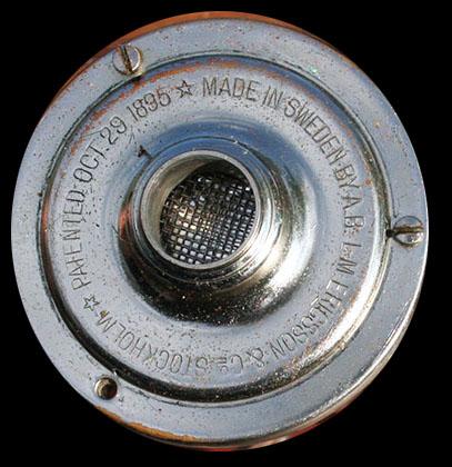 1898 Ericsson Field Telephone 'C' Mark 1 6