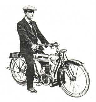 1923 Triumph Junior 1
