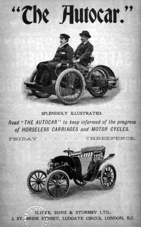 1899 autocar