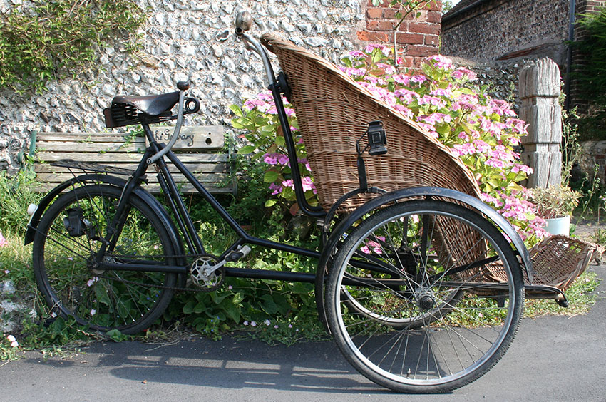 1904 Tricycle Forecar 10