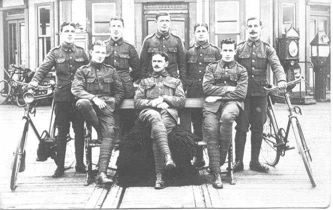 1914 kent cyclist battalion