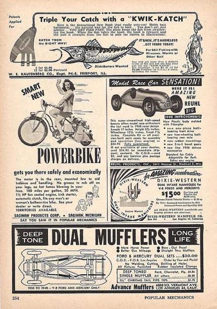 saginaw powerbike 20
