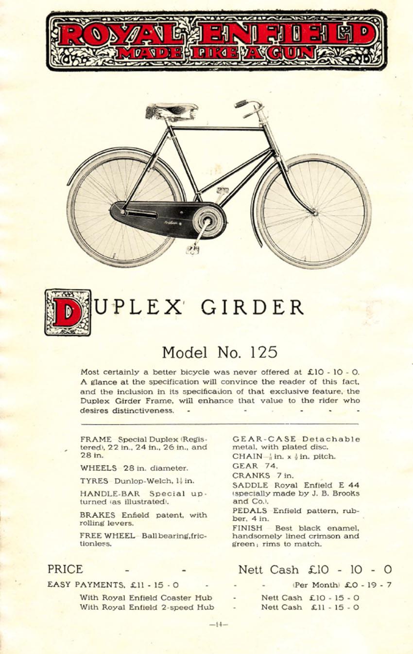1909 duplex
