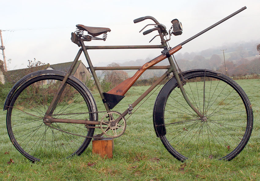 1915 WW1 Bicycle 05