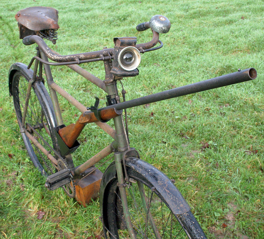 1915 WW1 Bicycle 08