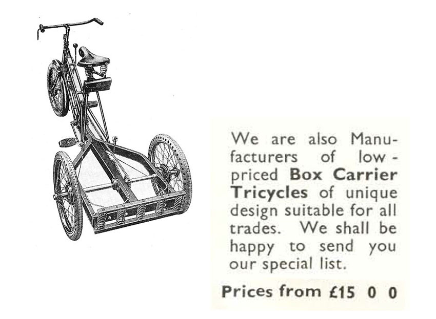 new hudson box carrier 1936