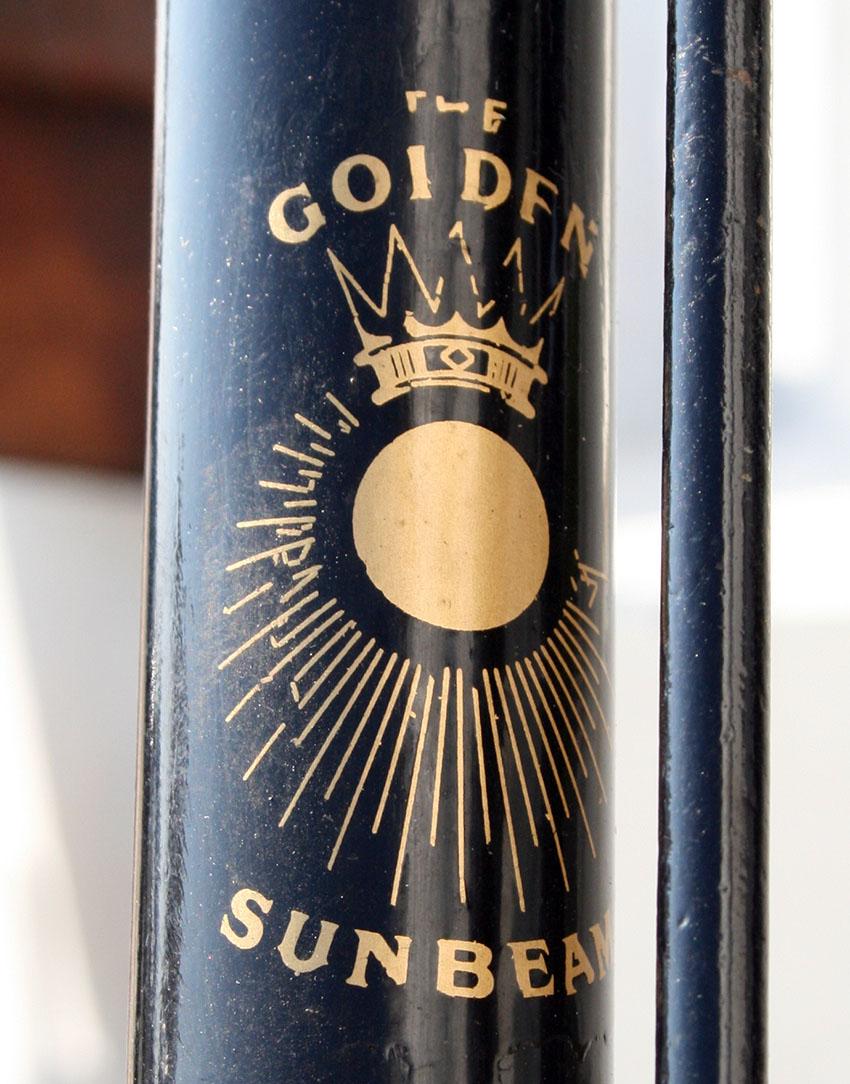 1915 Golden Sunbeam Gentlemen 12