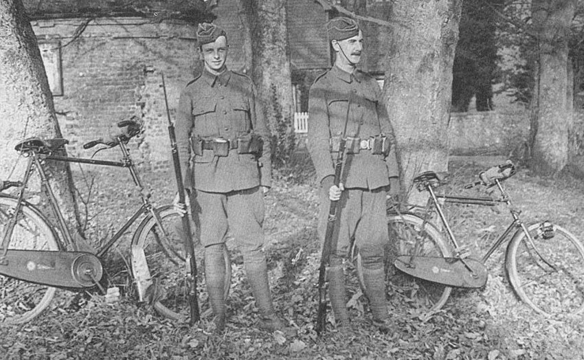 WW1-SUNBEAM-BICYCLES