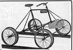 teeot railway velocipede