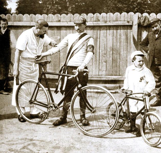 1903 tour de france MAURICE GARIN