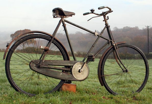 1937 ELSWICK Cross Frame 05
