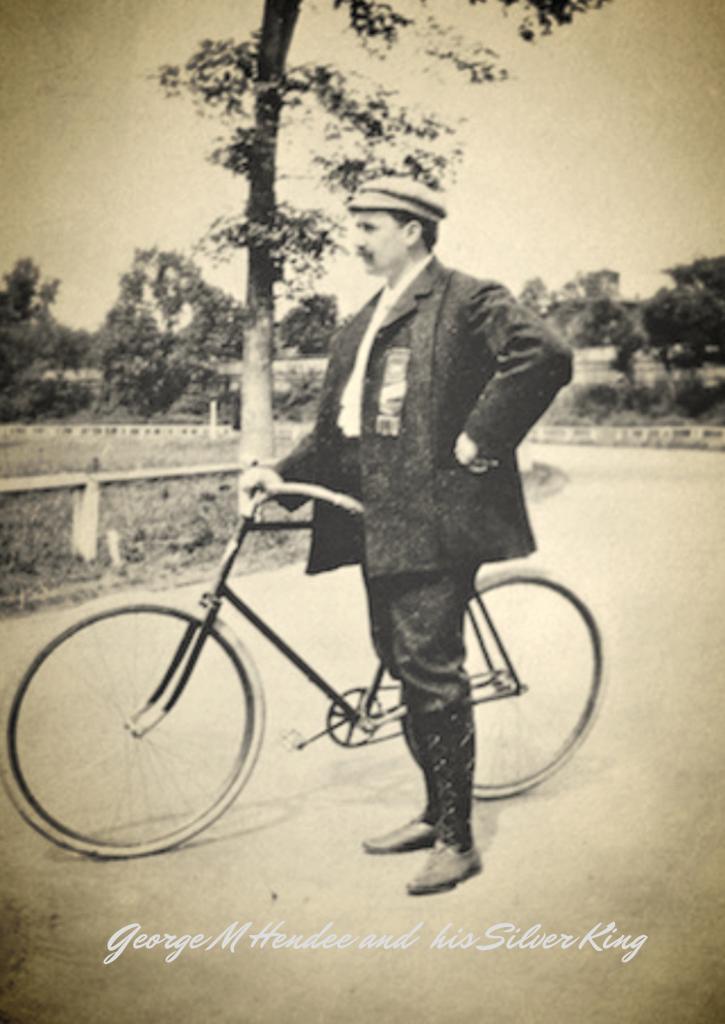 g hendee and bike