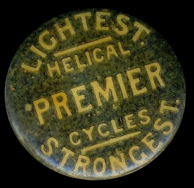 premier helical badge