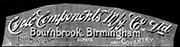 1898 COMPONENTS CO LTD logo