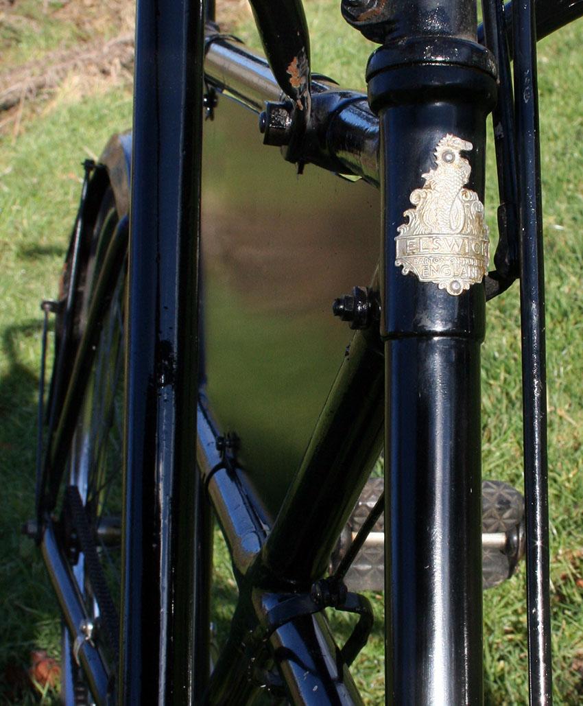 1933 Elwick Utility 95