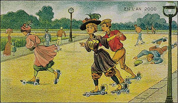automobile skates