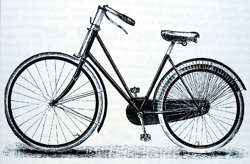 1895 Ladies Popular Rover 3