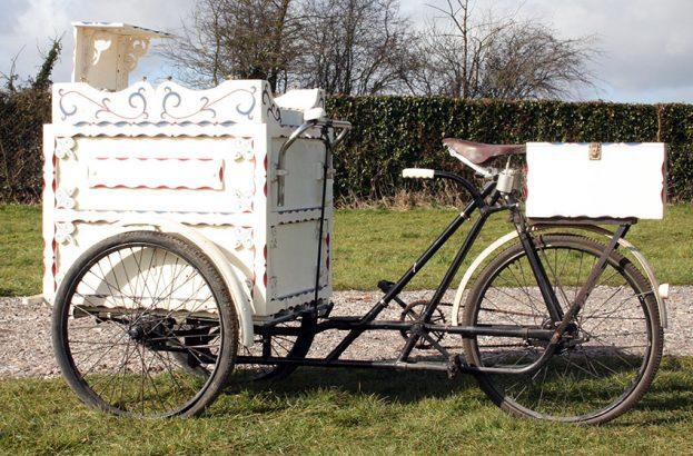 1920s Alldays Ice Cream Tricycle 05