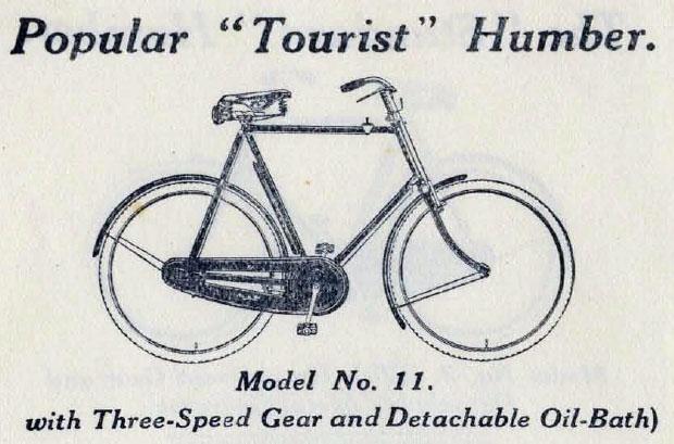 1924 Humber 2