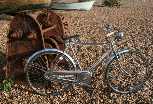 1968 Rudge Whitworth All Chrome 05
