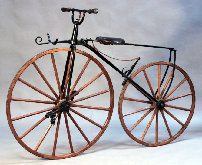 1869 Velocipede Replica The Online Bicycle Museum