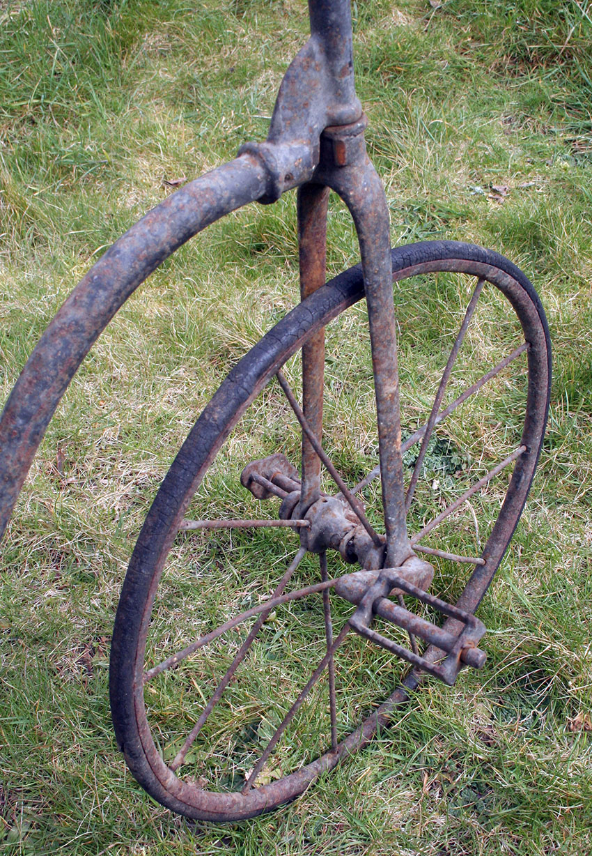 1890s Thos Hughes Children S Velocipede Tricycle The Online