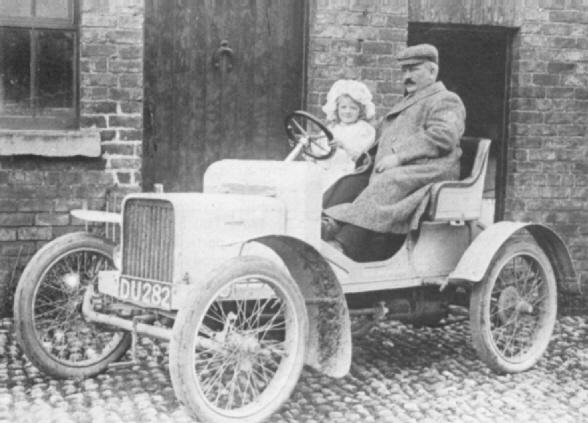 1904 rover 8hp