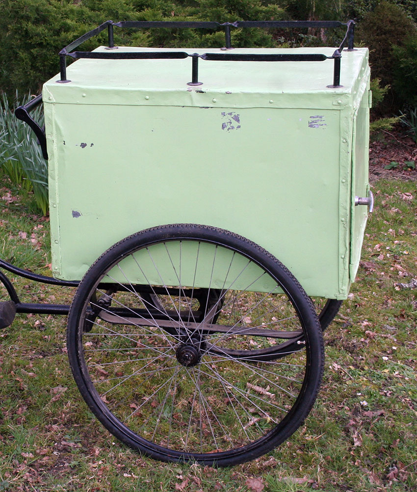 1919 Brown Bros Carrier Tricycle 14