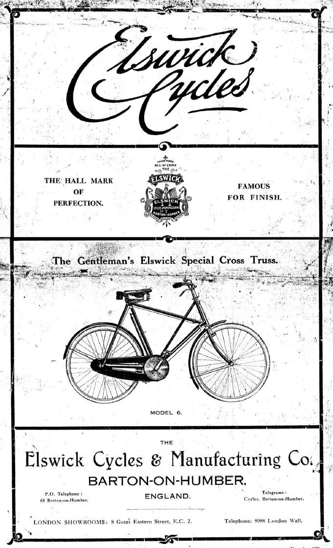 1926 Gentlemans Elswick Popular Cross Truss 01