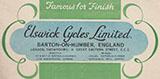 1926 Gentlemans Elswick Popular Cross Truss