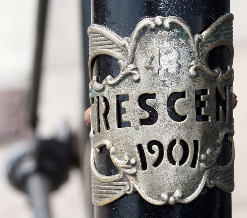1901 Crescent Chainless 12