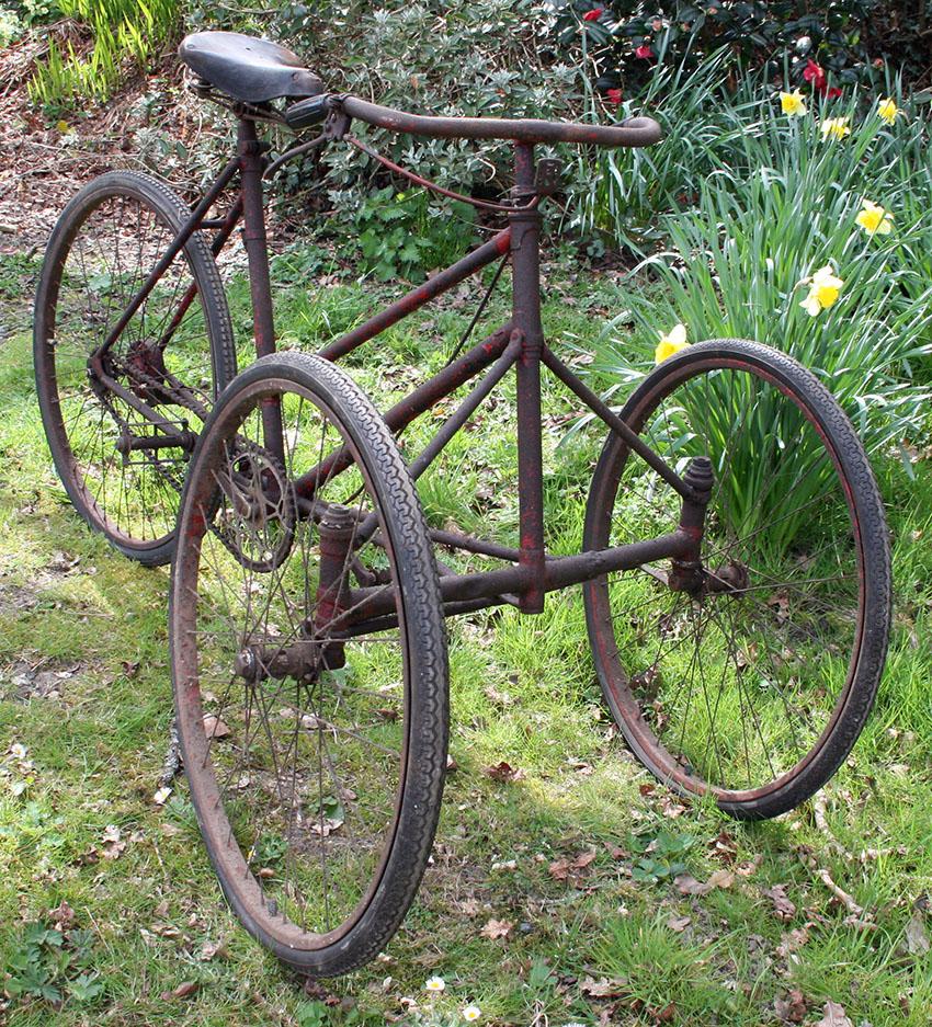 1920s Rochet TWS Trike 05