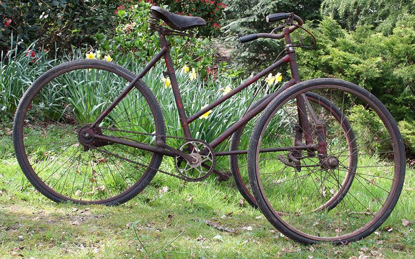 1920s Rochet TWS Trike 07