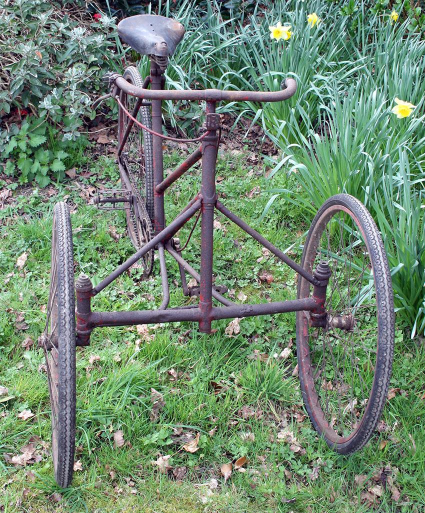1920s Rochet TWS Trike 09