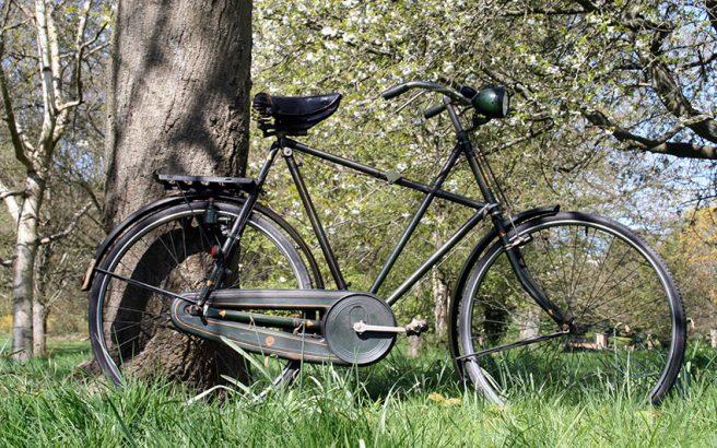 1928 Raleigh X Frame 05