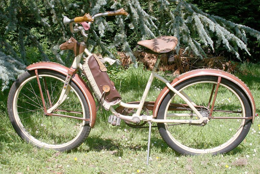 1951 Gene Autry Bicycle 5