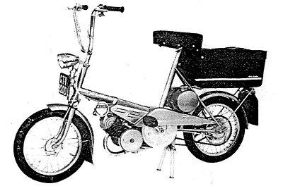 1967 raleigh wisp
