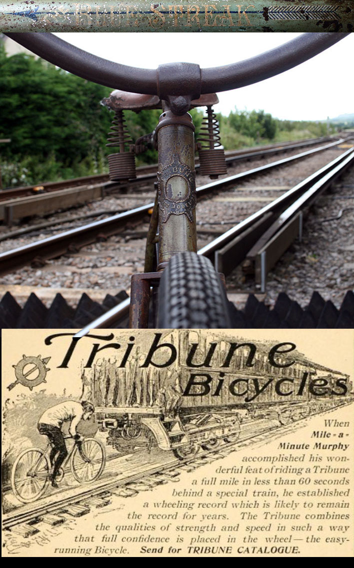 tribune blue streak 1902
