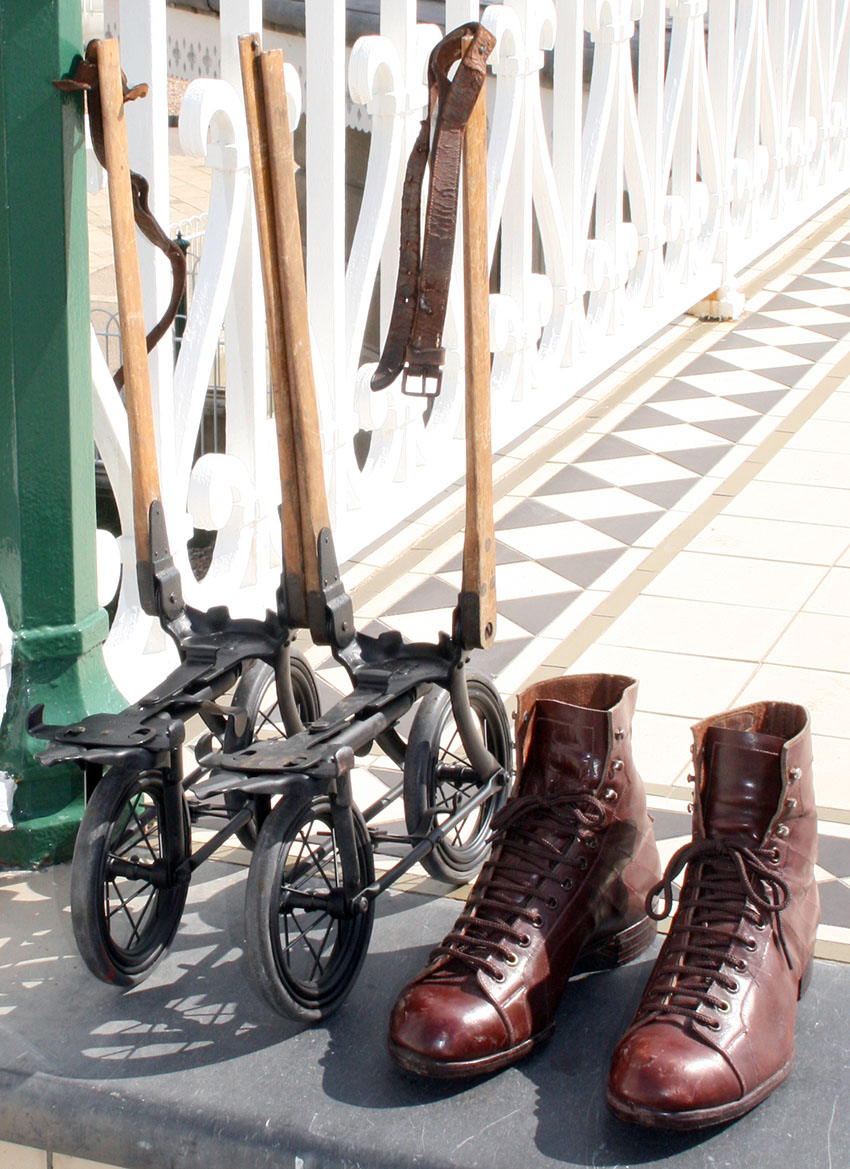 1896 Ritter Road Skates 80