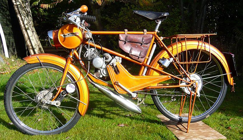 1956 Cyclomoteur Derny 04