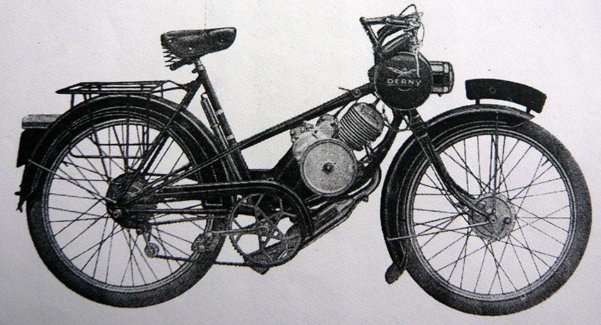 1956 derny 1