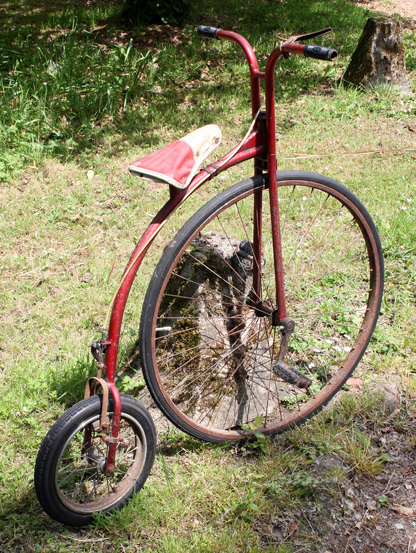 1960s Raleigh Penny Farthing 45