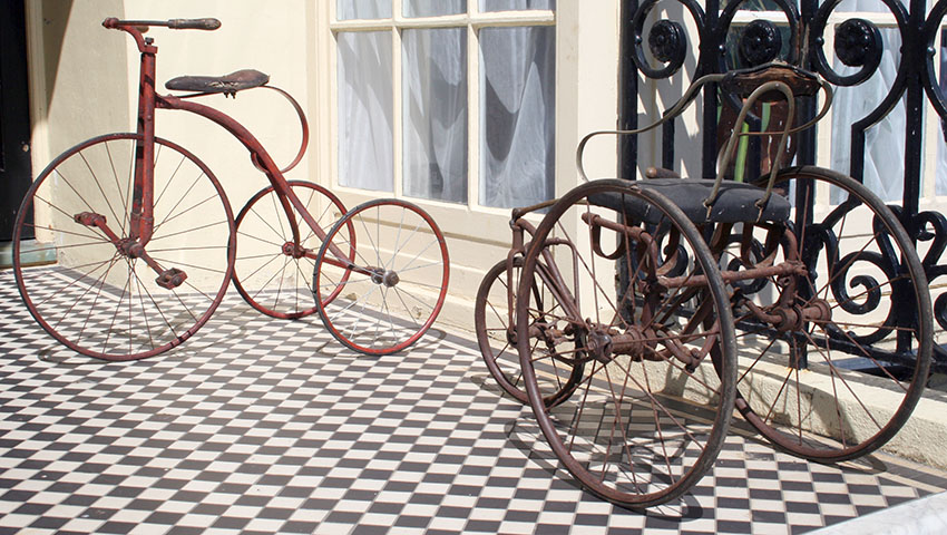 VICTORIAN TRICYCLES 2