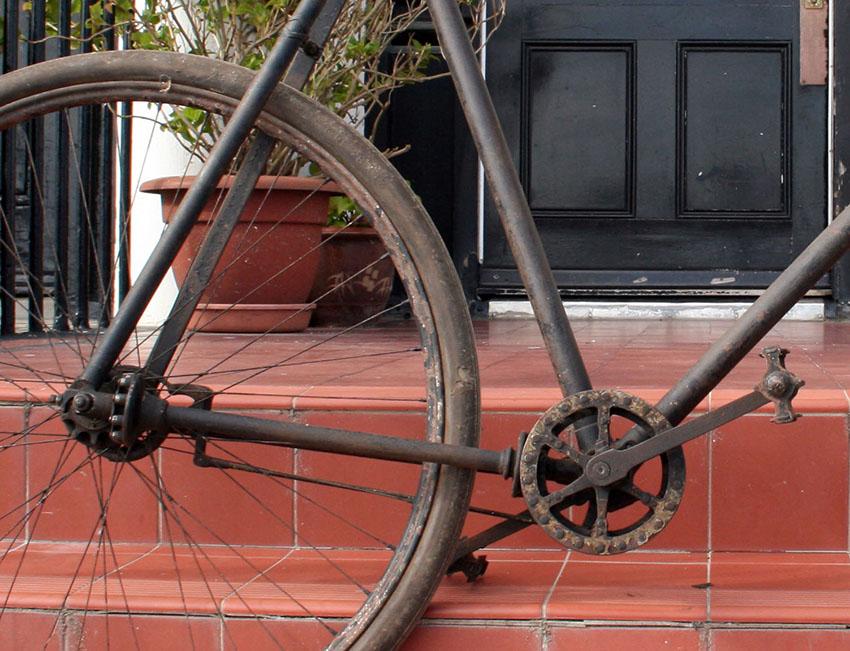 1898 Quadrant Chainless Light Roadster lloyds cross roller