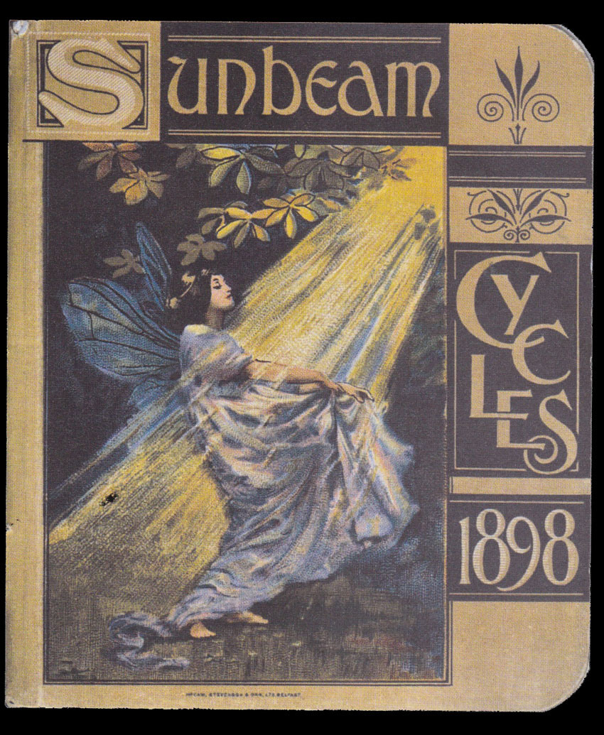 1898 SUNBEAM CATALOGUE