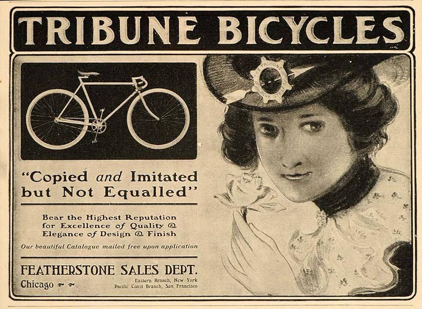 1901 tribune ad 1