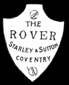 starley__sutton_rover_head_badge_late_1885