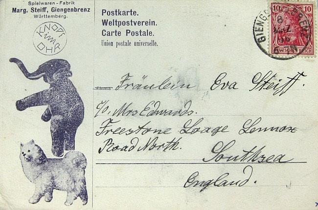 1906 steiff