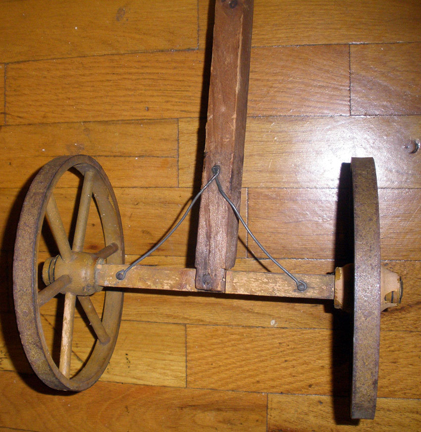 1920s rolling hobby horse 20