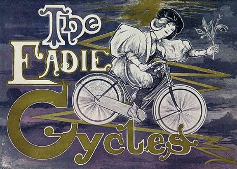 Eadie bicycle advert